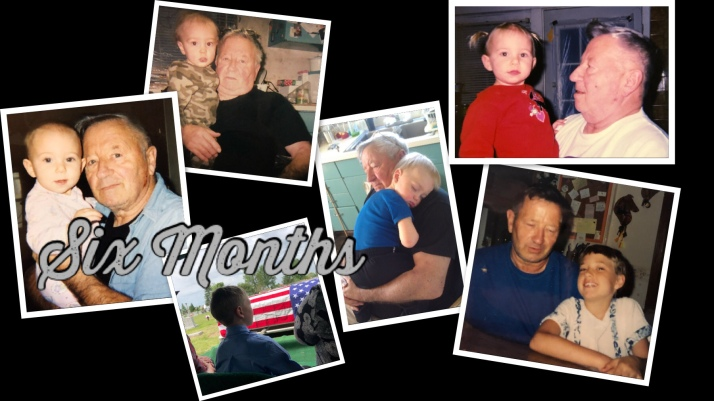 Dad-6month-collage